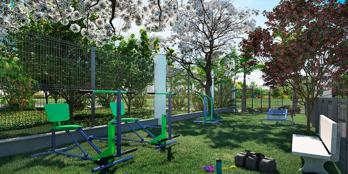Fitness ao ar livre