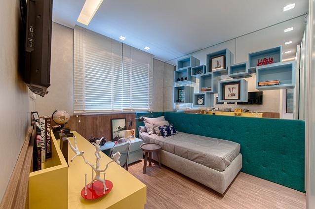 Apartamento Decorado - Quarto 1