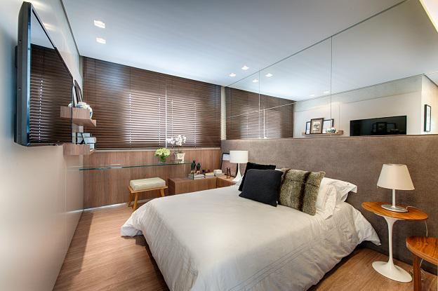 Apartamento Decorado - Suite