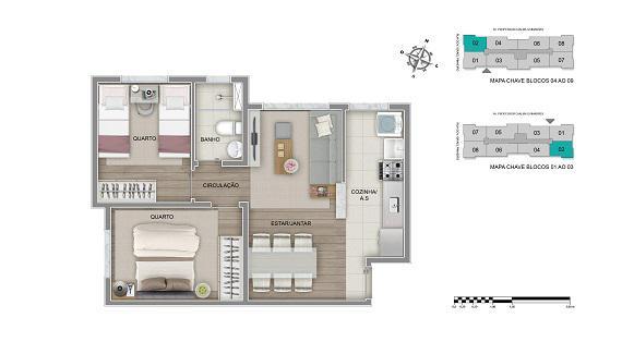 Apartamento Tipo - Final 02