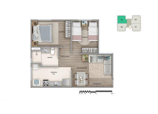 Apartamento Tipo - Final 03